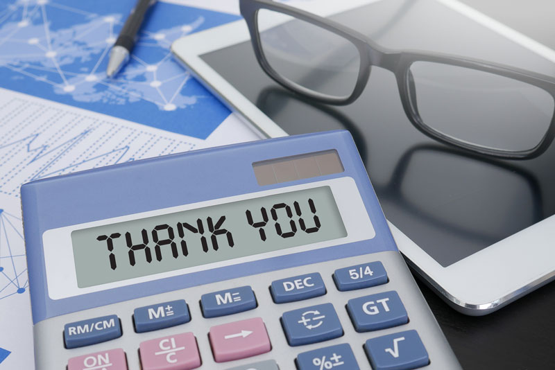 Thank You For Making The 2019 Tax Season Our Best Ever