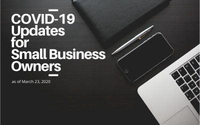 COVID-19 Updates For Tri-State Business Owners