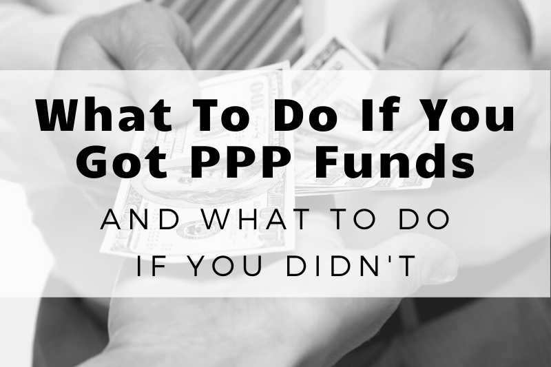 What Your Tri-State Business Should Do If They Received PPP Funding