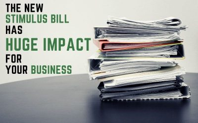 The New Stimulus Bill Has Huge Impacts For Tri-State Businesses