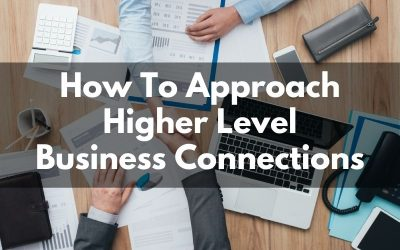 How To Approach Bigger Business Players In Tri-State or Your Niche