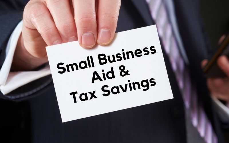 Six Options For Tri-State Small Business Aid And Tax Savings